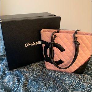 Chanel Authentic Rue Cannon Tote
